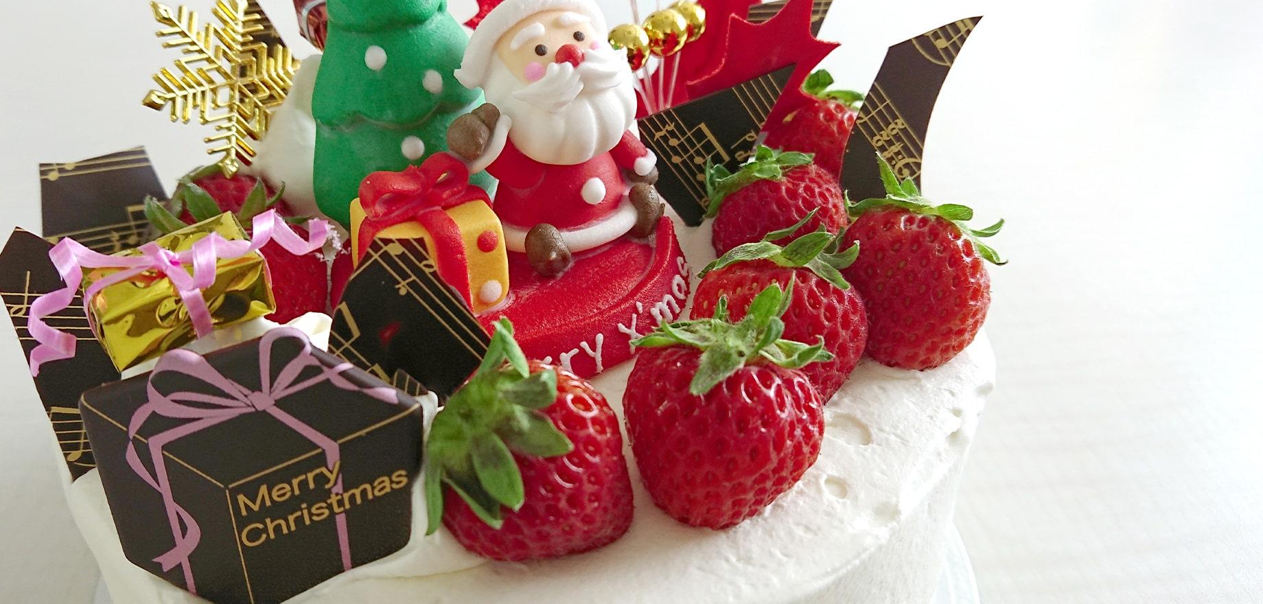 夏イチゴ・クリスマス苺